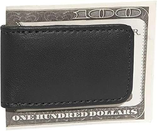 Royce Leather Men's Magnetic Money Clip