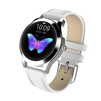 LMDZSW Dama/Mujer Sport Smart Watch Fitness Pulsera Ip68 Monitor ...