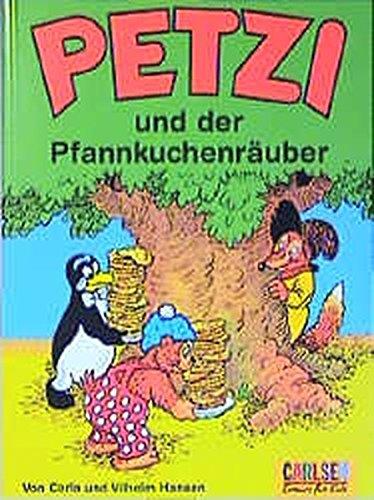 Petzi, Bd.34, Petzi und der Pfannkuchenräuber