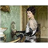 Downton Abbey Elizabeth McGovern as Cora Crawley, Countess of Grantham Beautiful Pose 8 x 10 Inch Photo