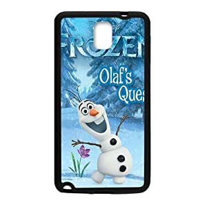 SVF Frozen happy snow baby Cell Phone Case for Samsung Galaxy Note3 Kimberly Kurzendoerfer