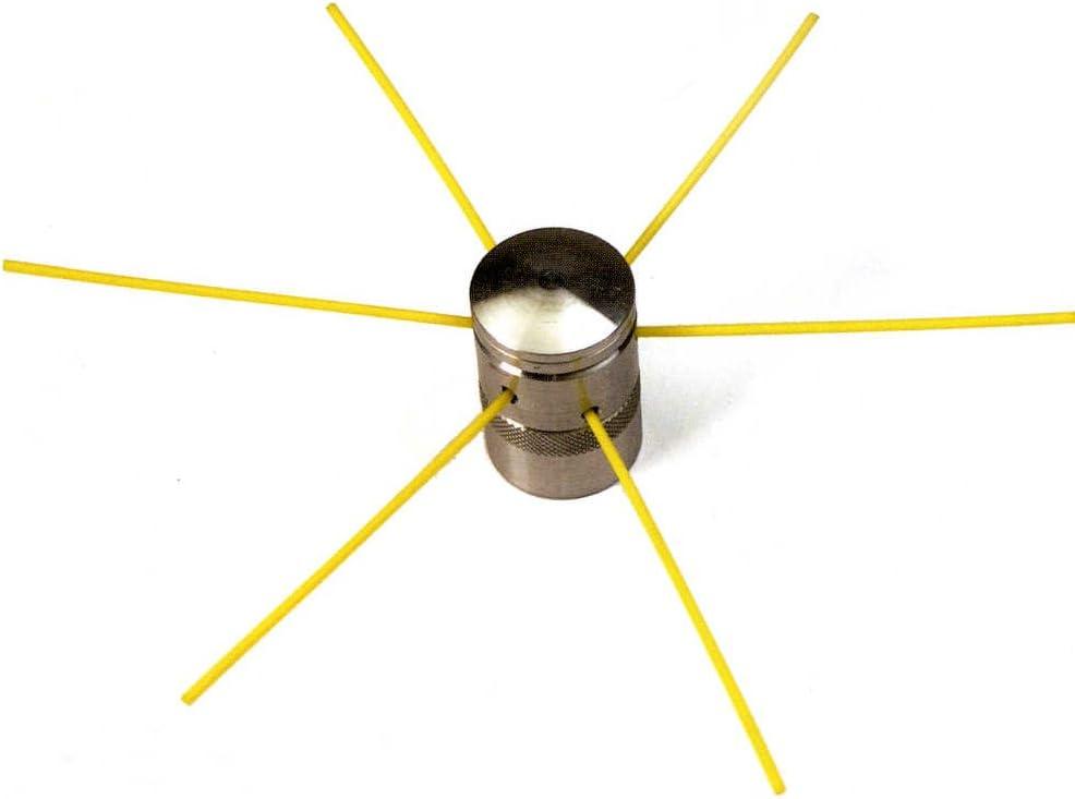 LBMO Aluminium Universal Brush Cutter Head