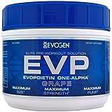Evogen EVP 40 Servings Protein Powders, Grape, 0.99 Pound