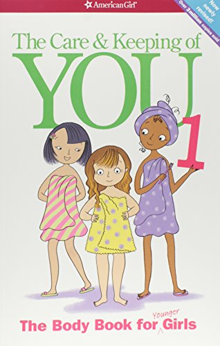 The Care and Keeping of You: The Body Book for Younger Girls, Revised Edition (American Girl Library) - Rare Childrens Books