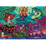 Mermaid Princess - 20 Piece Tray Puzzle