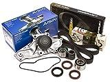 02 honda odyssey timing kit - Evergreen TBK286MWPA 97-03 Acura TL CL Honda Odyssey Accord J30A J32A J35A Timing Belt Kit AISIN Water Pump