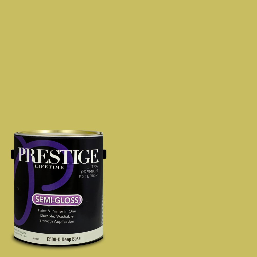 Amazon.com: Prestige Paints Exterior Paint and Primer In One, 1 ...