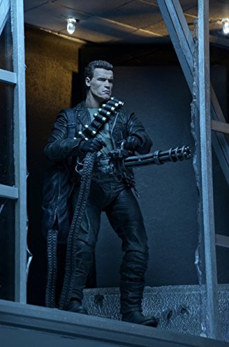 "NECA Terminator 2 Judgment Day T2 - 7"" Scale Action Figure - Ultimate T-800"