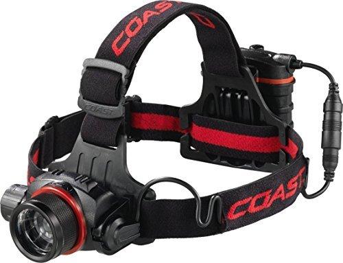 Coast HL8 Focusing 390 Lumen LED Headlamp