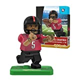 NCAA Texas Tech Red Raiders Michael Crabtree Gen 2 Player Mini Figure, Small, Black