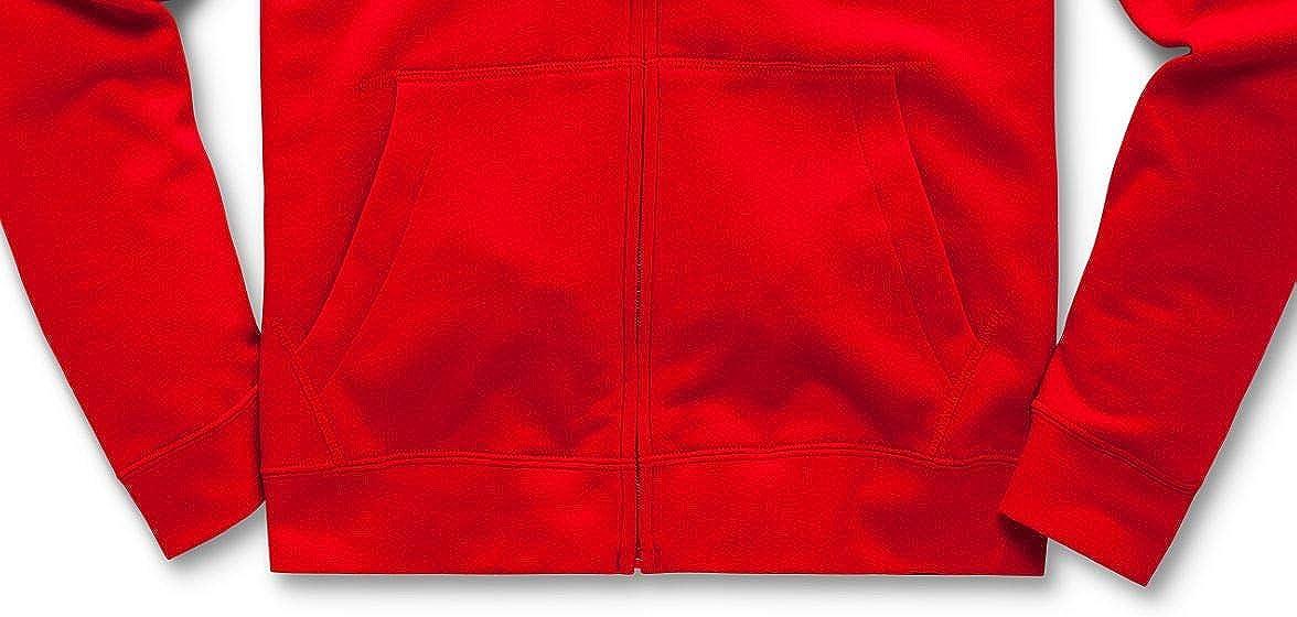 Alpinestars Mens Ageless Fleece Hoody Red