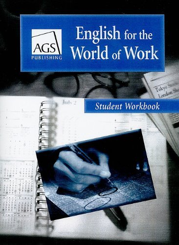 english for the world of work - 2