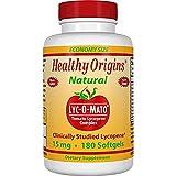 Healthy Origins Lyc-O-Mato Lycopene 15 Mg, 5Pack (180 Softgels Each) Nksl3hk