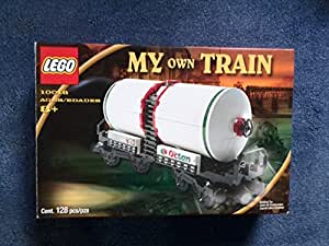 LEGO 10016 My Own Train - Vagón cisterna para tren