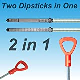 Mercedes Benz 722.6 Automatic Transmission Dual Scale Fluid Dipstick 1220mm 140589152100
