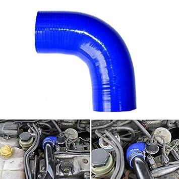 Elegantamazing - Tubo de Silicona para intercooler de Alta Resistencia para Ford Focus 1.8 TDCi MK1: Amazon.es: Coche y moto