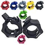 Greententljs Olympic Barbell Clamps 2 inch Quick