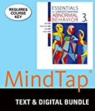 img - for Bundle: Essentials of Understanding Abnormal Behavior, Loose-leaf Version, 3rd + LMS Integrated for MindTap Psychology, 1 term (6 months) Printed Access Card book / textbook / text book