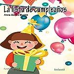 La lista de cumpleaños [The Birthday List] | Ana Manso Muné