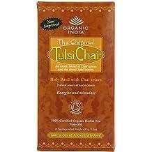 Organic India Org Tulsi Chai 25 Bags