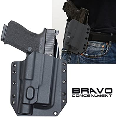 Bravo Concealment Outside The Waistband BCA Light Bearing Gun Holster - 10159906 , B0725ZLTVM , 285_B0725ZLTVM , 1687073 , Bravo-Concealment-Outside-The-Waistband-BCA-Light-Bearing-Gun-Holster-285_B0725ZLTVM , fado.vn , Bravo Concealment Outside The Waistband BCA Light Bearing Gun Holster