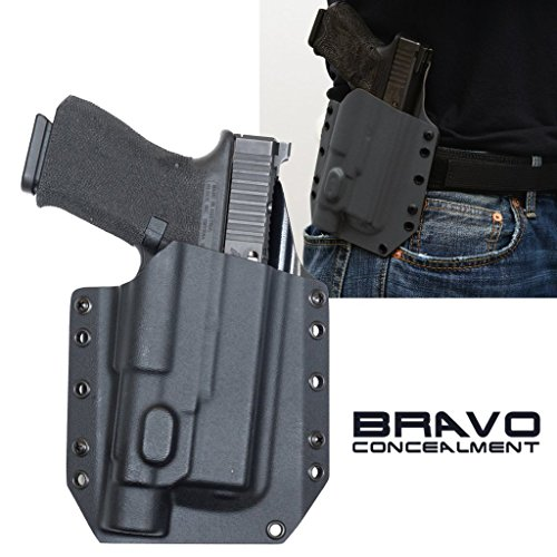 Bravo Concealment: Glock 19 23 32 TLR1-HL OWB BCA Light Bearing Gun Holster