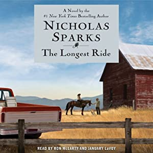 The Longest Ride Audiobook