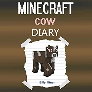 A Minecraft Cow Diary Audiobook