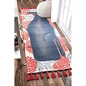 51ZyGuAPYTL._SS300_ Whale Area Rugs & Whale Runners