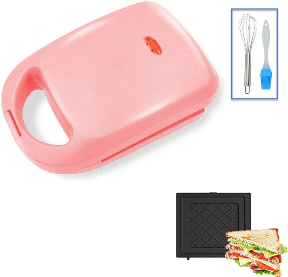 ykw Toasty Sandwich Maker with Removable Plates Breakfast Sandwich Maker Toaster and Sandwich Maker Electric