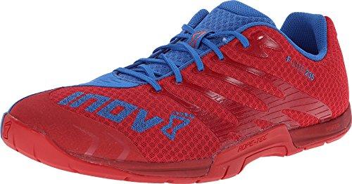 Inov-8 Men's F-Lite™ 235 S Cross-Training Shoe,Chilli/Blue,11.5 M US