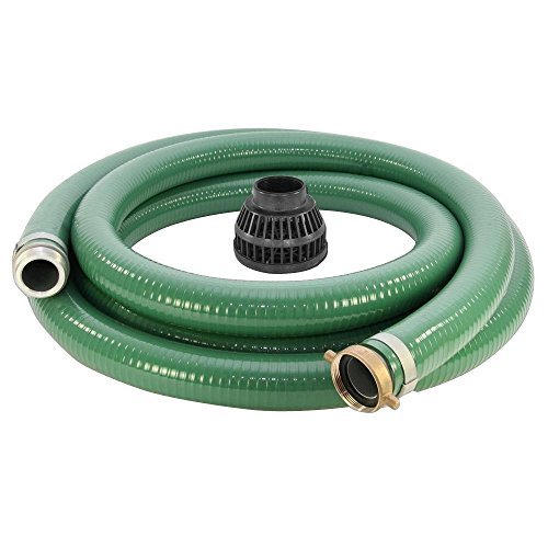 Everbilt 2 in. X 15 ft. Reinforced Suction (Reinforced Suction Hose)