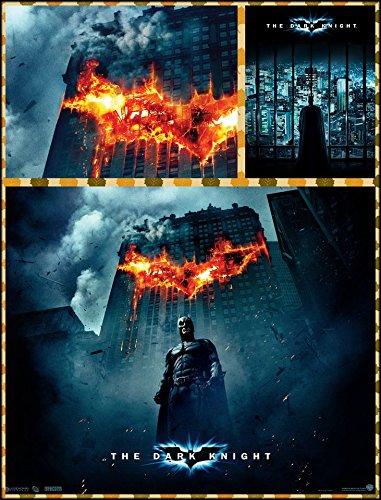 Batman The Dark Knight (14x18 inch, 35x46 cm) Silk Poster ...