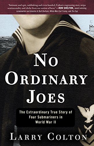 No Ordinary Joes: The Extraordinary True Story of Four Submariners in War and Love and Life cover