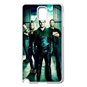 C-EUR Customized Print Green Arrow Hard Skin Case Compatible For Samsung Galaxy Note 3 N9000