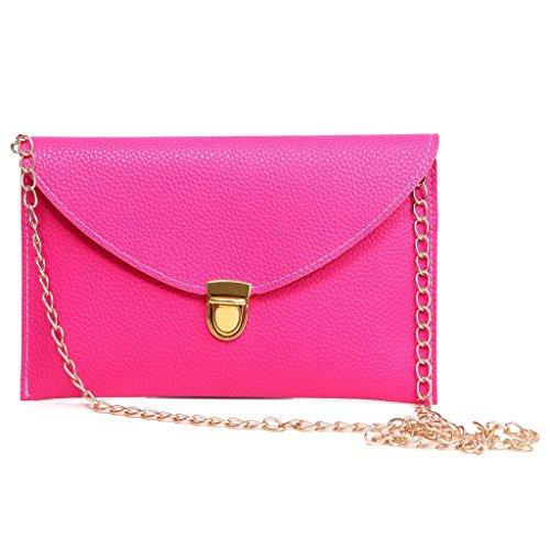 KAMIERFA , Pochette pour femme rose