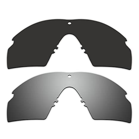 Amazon.com : 2 Pair ACOMPATIBLE Replacement Polarized Lenses for ...