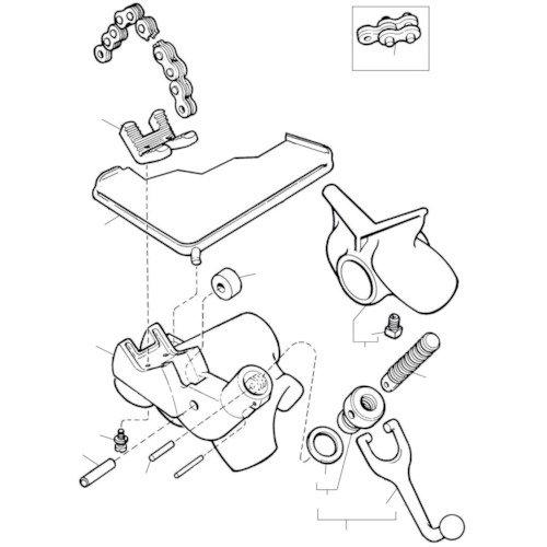 Ridgid 40785 Screw with Washer Quantity 5