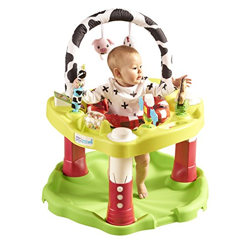 Evenflo ExerSaucer Activity Center, Mega Playful Pastures