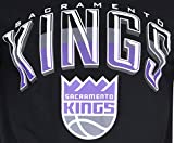 Ultra Game NBA Sacramento Kings Mens Arched Plexi
