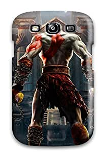 Video Game God Of War Flip Case With Fashion Design For Case Samsung Galaxy S3 I9300 Cover