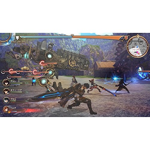 Valkyria: Azure Revolution (Chinese Subs) for PlayStation Vita (PS Vita)