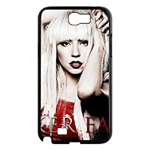 D-PAFD Lady Gaga Phone Case For Samsung Galaxy Note 2 N7100