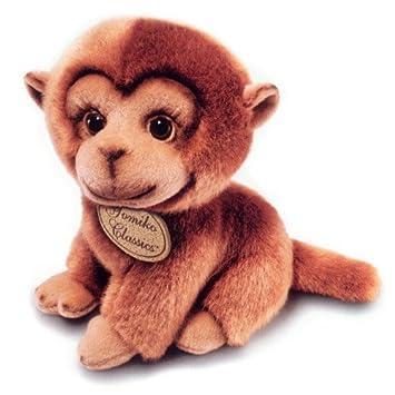 """Russ Berrie Yomiko Newborn Monkey 8.5"""" By Russ Berrie by Russ Berrie"""