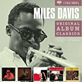 (Vol 1) 5cd Original Album Classics - 5cd Slipcase (Round A Bout Midnight\Milestones\58 Session(Stella By Starlight Etc.)\Porgy & Bess\Miles Agead)