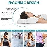 Contour Memory Foam Pillow,Orthopedic Sleeping