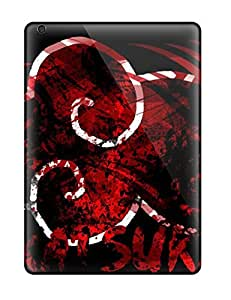 Awesome Akatsuki Flip Case With Fashion Design For Ipad Air