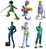 Hunter X Hunter Diorama Box Collection 01 Trading figurines (1 Random Blind Box)