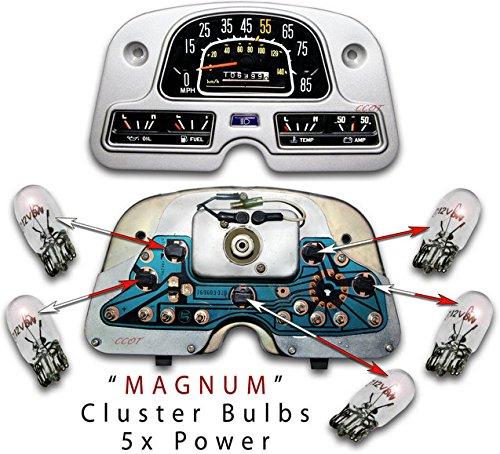 Dash Magnum Cluster Bulbs FJ40 Land Cruiser by CoolCruisers