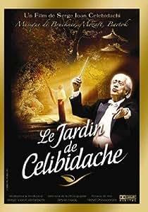 Le jardin de celibidache [Francia] [DVD]
